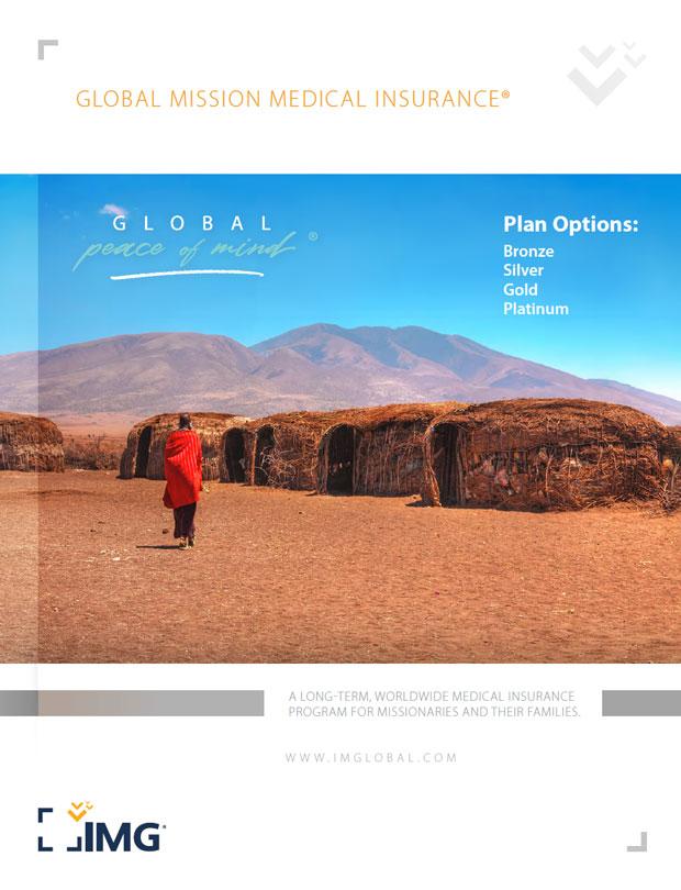Mission Trip Insurance, Short-term & Long-term Plans - IMG